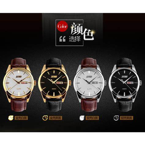 Jam Tangan Pria Cowok Ripcurl R08 3 skmei jam tangan analog pria 9073cl white gold jakartanotebook