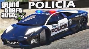 Carros Lamborghini Gta 5 Carro Lamborghini Da Policia