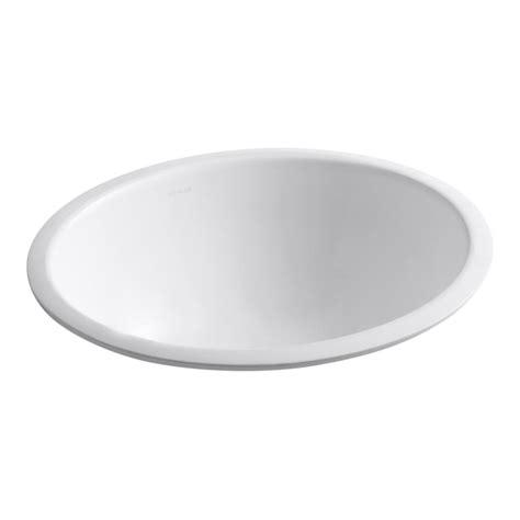 kohler caxton undermount bathroom sink in white kohler caxton 17 in undermount bathroom sink without