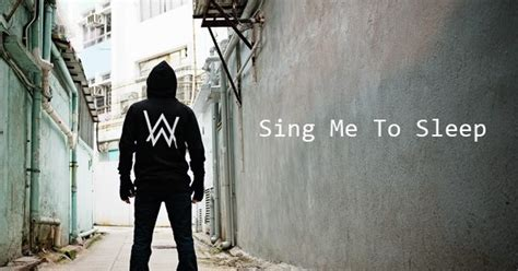 alan walker you and me alan walker sing me to sleep sheet music piano notes chords