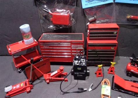 auto forwarding tool dollhouse miniature auto repair garage tools lot