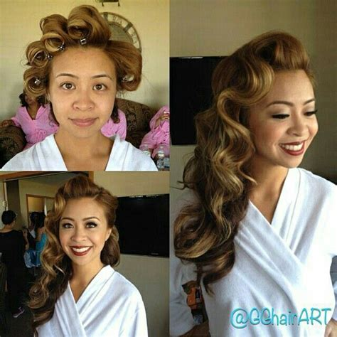 Wedding Hair With Rollers by Wedding Hair Rollers Newhairstylesformen2014