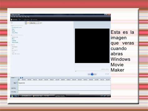 tutorial hacer video windows movie maker 2583077 tutorial como hacer un video