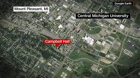 Ten Sixteen Detox Mt Pleasant Mi by Central Michigan Gunman Killed His Parents