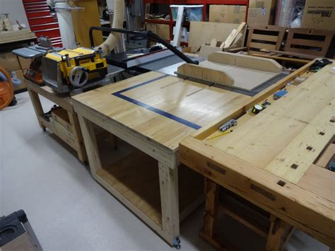 Table Saw Outfeed Table Router Forums