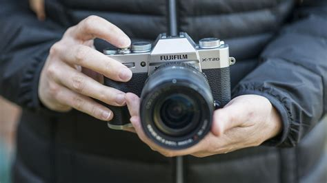 Fujifilm X T20 fujifilm x t20 review techradar