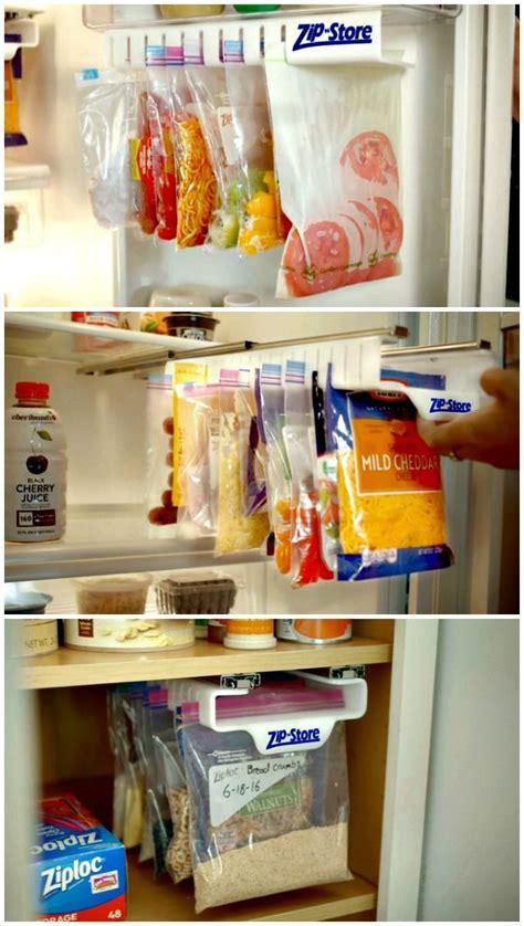 Kitchen Organizing Gadgets Zip N Store Revolutionizes Food Storage K 246 K Id 233 Er Och Hus
