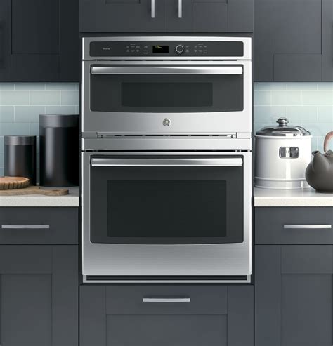 Recessed Cooktop Ge Profile Series 30 Quot Built In Combination Convection