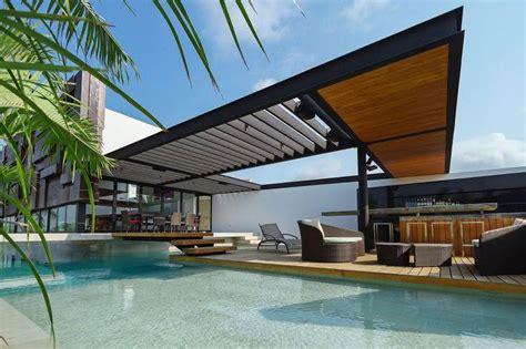 Apartment Balcony Awning 85 Modelos De Pergolado Em 193 Reas Externas Fotos