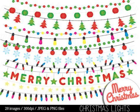 christmas lights clipart string lights fairy lights clip art