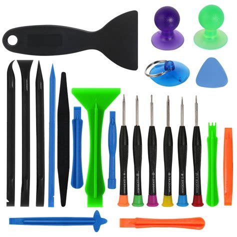 kacy sets 1 23 diyfix 23 in 1 laptop repair multi opening tools kit