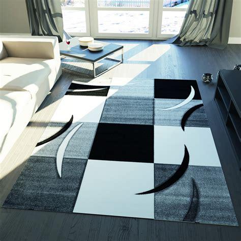 teppich grau schwarz weiß wohnen schwarz wei moderne inspiration innenarchitektur