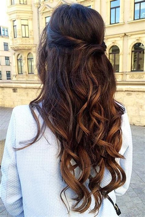 prom hairstyles for long hair trending in 2019