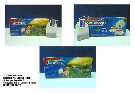 Teh Sariwangi 1 Pack sari wangi black tea 50 grams 25 bag x 2 grams products indonesia sari wangi black tea 50