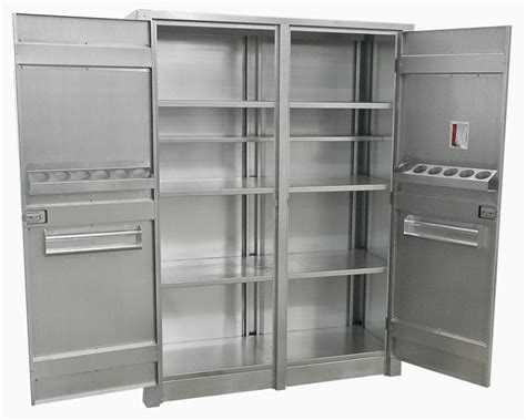 Metal Kitchen Storage Cabinets Metal Storage Cabinets That Stand Up Strong Decor Ideasdecor Ideas
