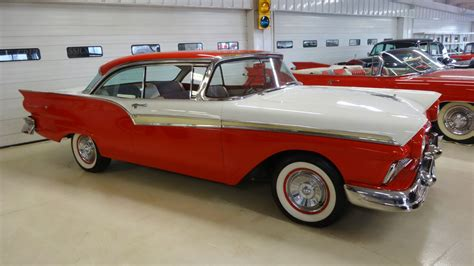 ford fairlane 1957 for sale 1957 ford fairlane 500 stock 242287 for sale