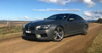 2017 bmw m6 gran coupe review caradvice