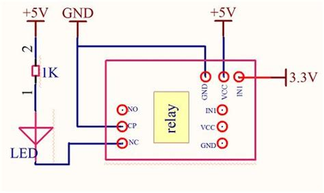 Lc Relay 1 Channel 5v Volt Dc Output 25 Kode Fd10316 1 one channel relay module geeetech wiki