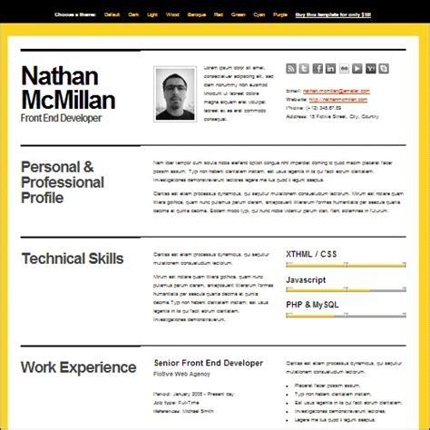 35  Best CV and Résumé Templates