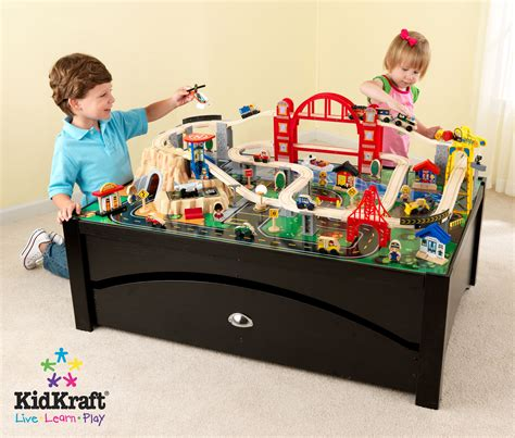Kidcraft Table kidkraft metropolis table and set 17935