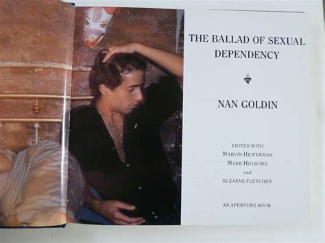 libro nan goldin the ballad nan goldin the ballad of sexual dependency 1986 catawiki