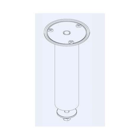 arbeitsplatte edelstahl optik barkonsole edelstahl optik h 220 mm anschrauben holz