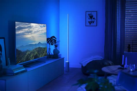 buy philips hue white color ambiance signe floor light