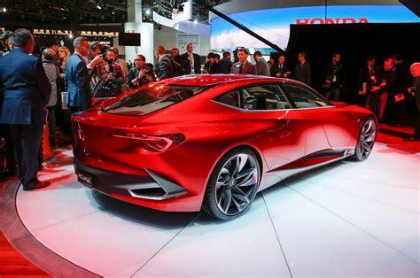 Future Of Acura Acura Precision Concept Look Motor Trend