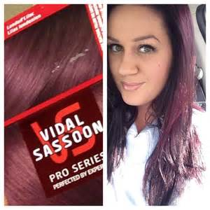 vidal sassoon purple hair color 37 best lilac hair color transformations images on