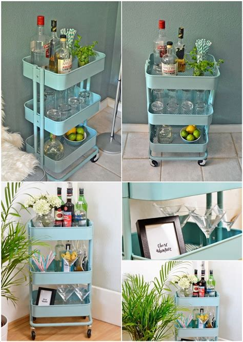 raskog cart hacks 15 clever ikea rolling cart hacks that are simply awesome amazing house design