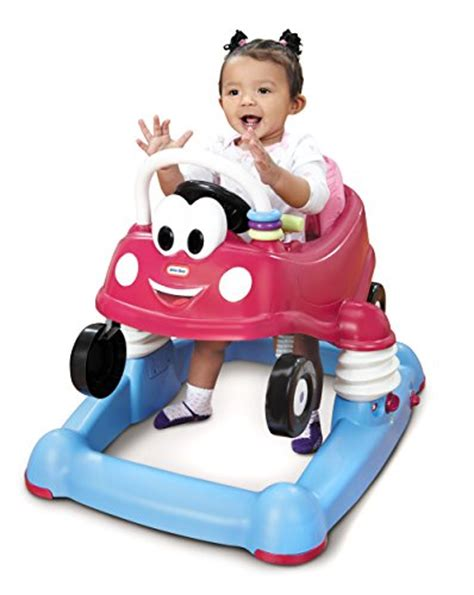 Tikes Cozy Coupe 3 In 1 Mobile Entertainer tikes princess cozy coupe 3 in 1 mobile entertainer pink baby toddler baby toys baby
