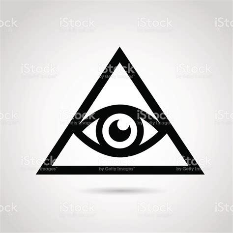 occhio illuminati illuminati icono aislado sobre fondo blanco illustracion