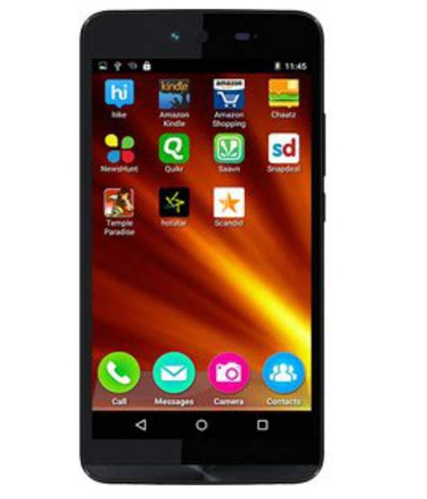 micromaxx mobile micromax bolt q346 8gb grey mobile phones at low