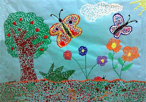 imagenes educativas bonitas murales primavera 6 imagenes educativas