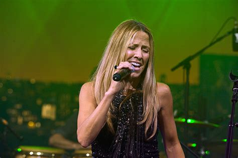 Sheryl Live At El Theatre by Concerts Sheryl Live On Letterman New York 2010