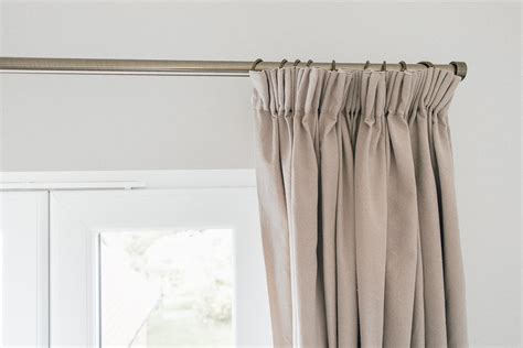 hanging curtains on poles a guide to hanging curtains with laura ashley rock my