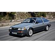 This Is Why The Toyota AE86 So Damn Legendary
