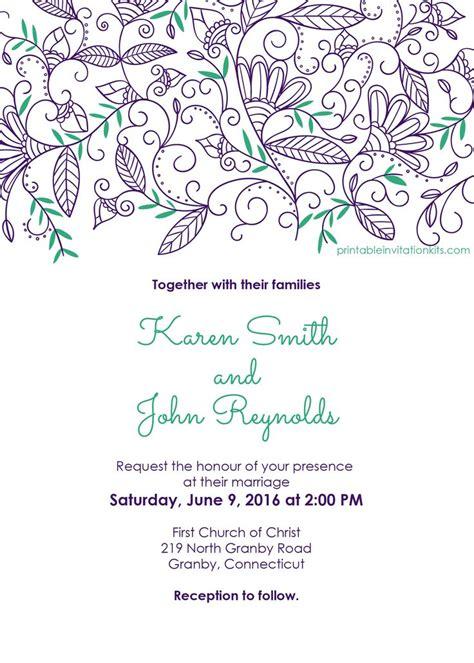 Wedding Invitation Software