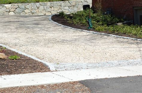 types  driveway materials installation maintenance