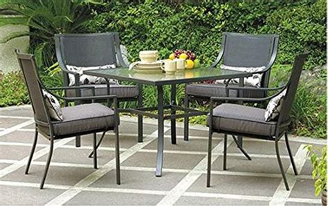 Patio Dining Sets For 4 Best Outdoor Dining Sets For 4 In 2016 A Listly List