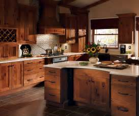furniture style kitchen cabinets hickory kitchen cabinets furniture