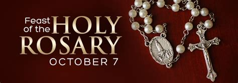 Feast On A Month Of Can Praying The Rosary Drive Out Demons