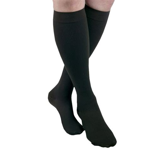 Compression Socks For Travellers Maxar Unisex Dress And Travel 12 15mmhg Light Compression Socks Socks