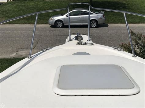 used boats for sale brick nj 2002 used wellcraft 24 walkaround fishing boat for sale