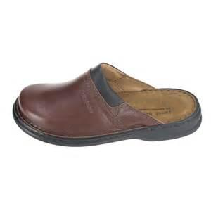 mule shoe josef seibel max mens mule shoe ebay