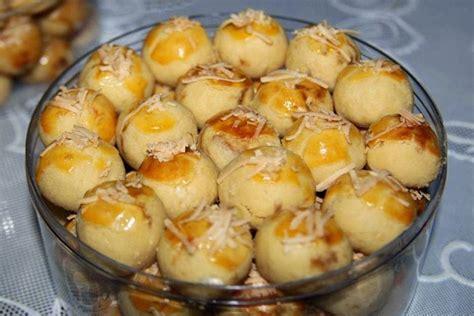 Home Made Kue Kering Nastar Gendu Isi Selai Nanas Buah Asli sensasi menikmati nastar saat berbuka puasa naya cookies