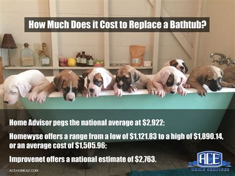 How Much Does It Cost To A Bathtub Installed by Average Bathroom Replacement Cost How Much To Replace