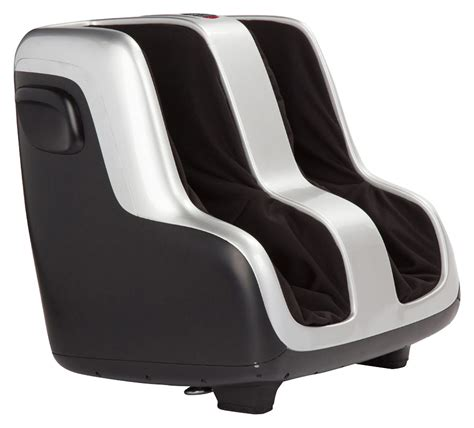 Ijoy Massage Chair Sale Human Touch Reflex4 Foot And Calf Massager Black 200