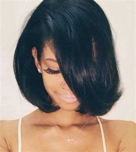 cute hair bobs for weave 20 short bob hairstyles for black women short hairstyles