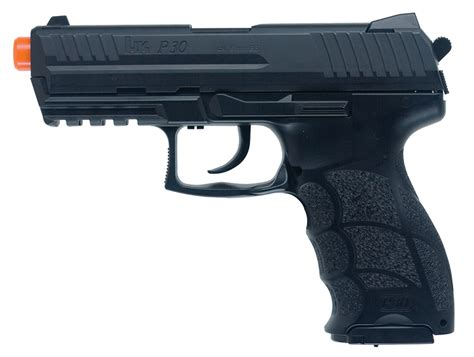 Tp08 147 Import Hk h k p30 airsoft pistol with metal slide fps 240 gun